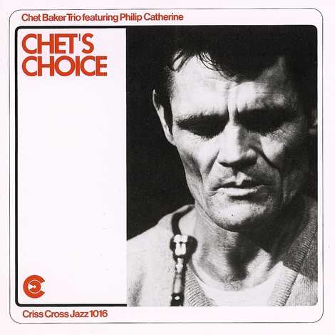 Chet's Choice cover Criss Cross 1016