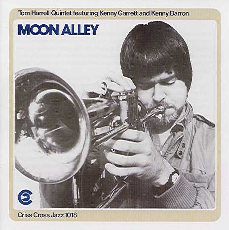 Moon Alley cover Criss Cross 1018